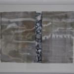 Breach - Mixed media - 58cm x 40cm framed