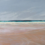 Great Beach - Acrylic on canvas - 80cm x 80cm