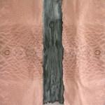 Sand-Seeper - Mixed media - 81cm x 81cm framed