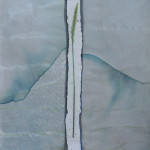 Think of grass - Mixed media - 30cm x 40cm
