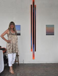 Gill in studio 2010